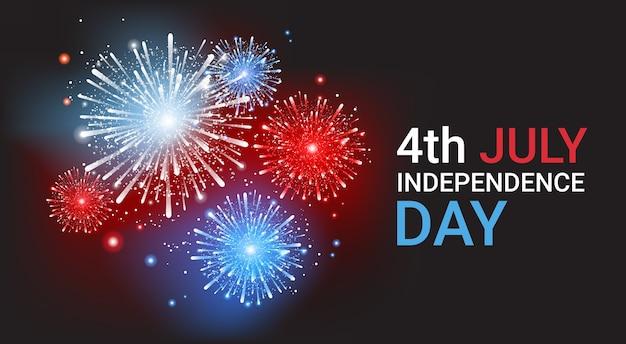 Unabhängigkeitstag der vereinigten staaten