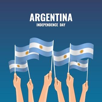 Unabhängigkeitstag von argentinien