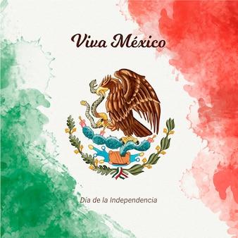 Unabhängigkeitstag von mexiko