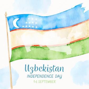 Unabhängigkeitstag von usbekistan