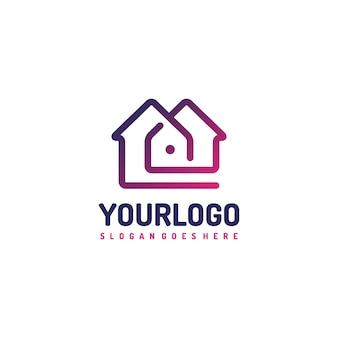 Unendlich häuser logo