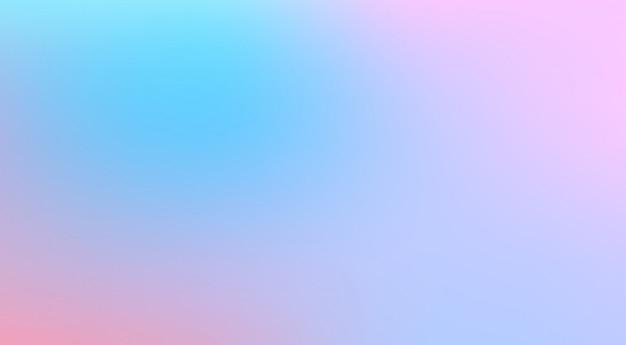 Unscharfer hintergrund des pastellnetzes. mehrfarbiges farbverlaufsmuster. glatter moderner aquarellstil.