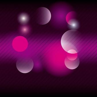 Unscharfer lichter hintergrund. tapeten design. vektorgrafik