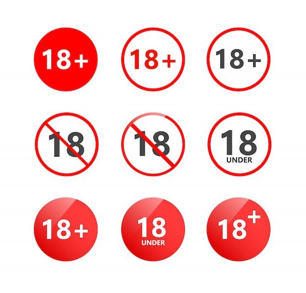Unter achtzehn jahren festgelegt