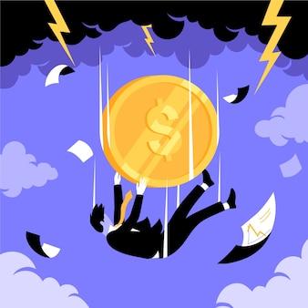 Untergang des konkurskonzepts