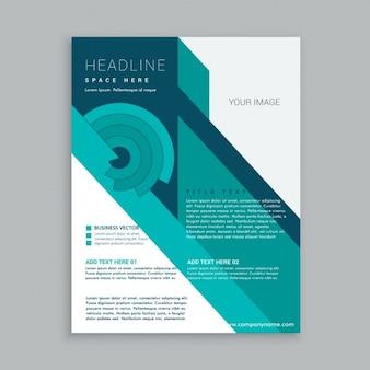 Unternehmen business-broschüre flyer vorlage design