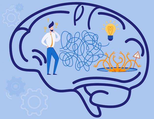 Unternehmenshindernisse überwinden und ideen sichern