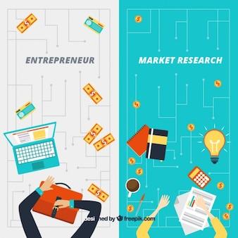 Unternehmer treffen