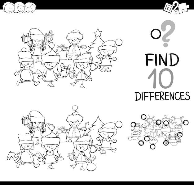 Unterschied spiel malseite