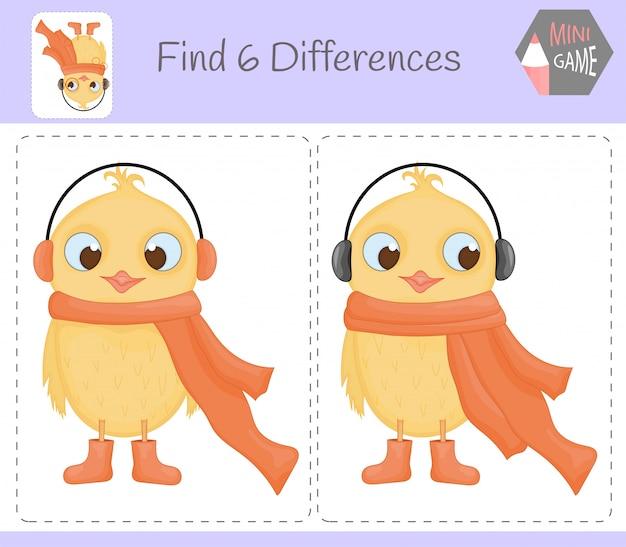 Unterschiede finden