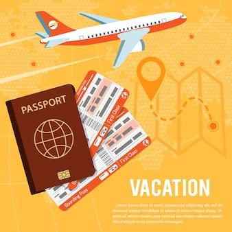 Urlaub und tourismus