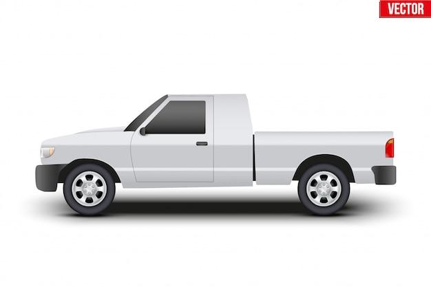 Ursprüngliche klassische pickup-illustration
