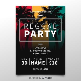 Ursprüngliche zusammensetzung der reggae-party