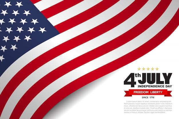 Usa flag mustermuster hintergrund