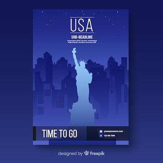 Usa-flyer