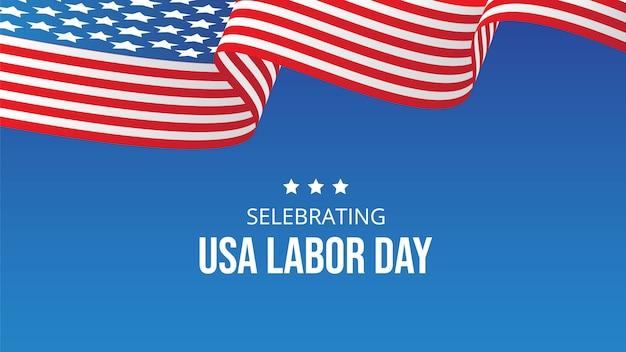 Usa labour day feiern