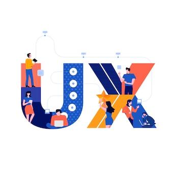 Ux-arbeitsprozess-team