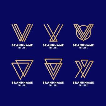 V-logo-pack