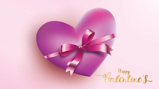 Valentines herz