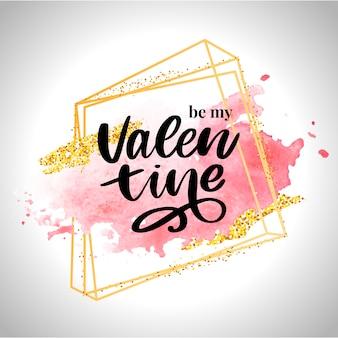 Valentinsgrußplakat, karte, aufkleber, fahnenbuchstaben-sloganelemente für valentinstagelemente. typografie liebesherz