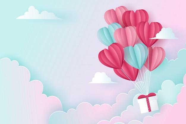 Valentinstag abbildung