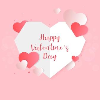 Valentinstag am 14. februar vektor