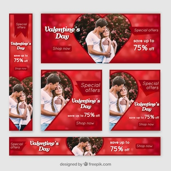 Valentinstag banner web