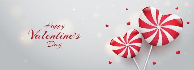 Valentinstag-banner.