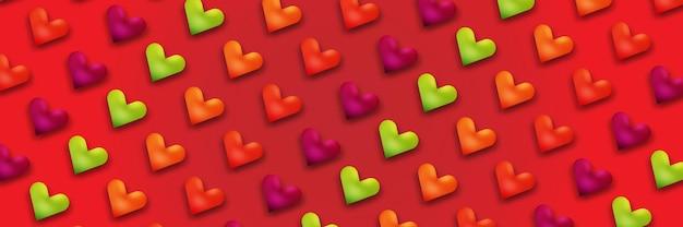 Valentinstag banner