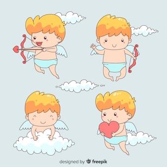 Valentinstag cherubin pack