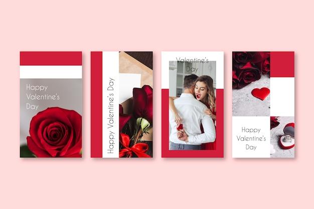 Valentinstag geschichte sammlung