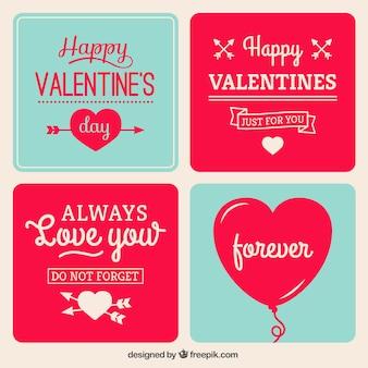Valentinstag grüße