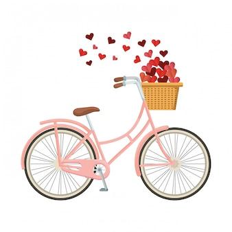 Valentinstag herz cartoon