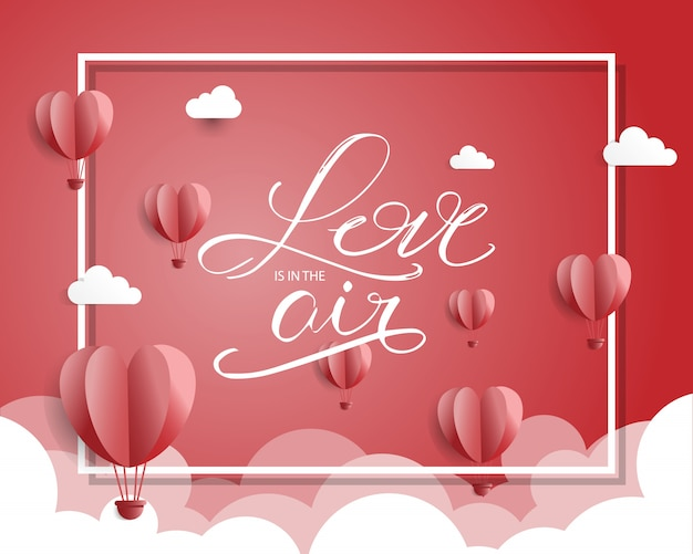 Valentinstag hintergrund