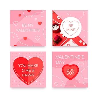 Valentinstag instagram post