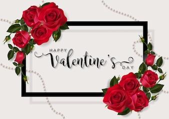 Valentinstag Karten.