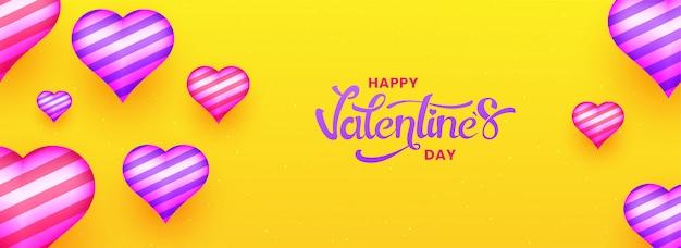 Valentinstag-konzept.