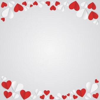 Valentinstag kostenlos abstrakten hintergrund