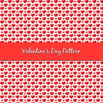 Valentinstag muster