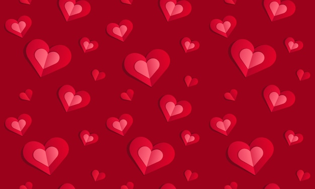 Valentinstag tapete nahtlos