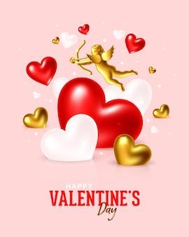 Valentinstag urlaub design
