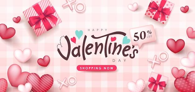 Valentinstag verkauf