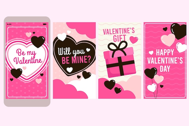 Valentinstag verkaufsgeschichten gesetzt