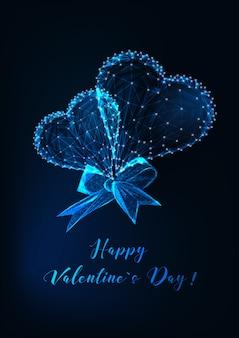 Valentinstaggrußkarte