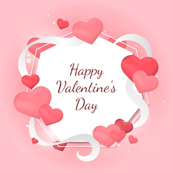 Valentinstagkarte abbildung