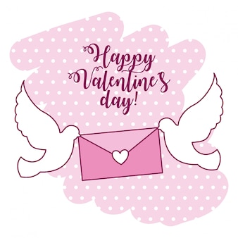 Valentinstagkarte