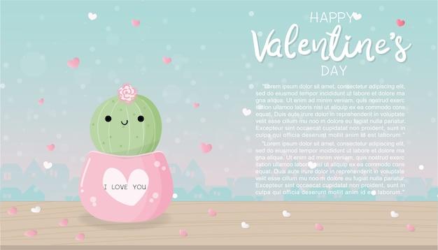 Valentinstagskarte w