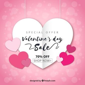 Valentinstagsverkauf