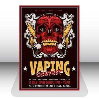 Vapour contest show