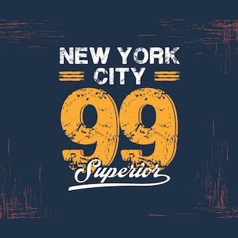 Varsity college new york typografie
